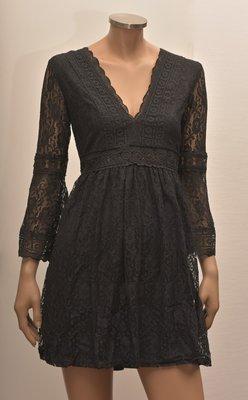 Korte kanten jurk